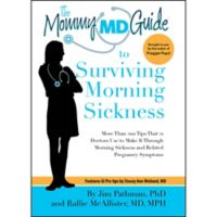 """Morning Sickness Book"" by Jim Pathman PhD and Rallie McAllister MD"