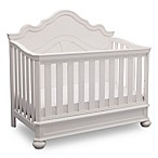 Simmons Kids® Peyton 4-in-1 Convertible Crib in Antique White