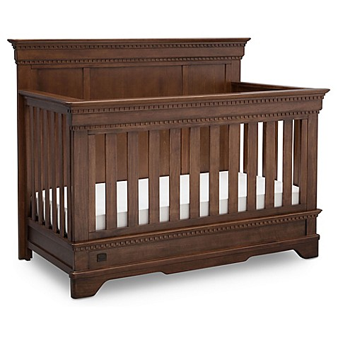 Simmons Kids Tivoli 4 in 1 Convertible Crib in Antique