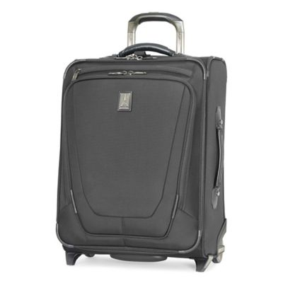 travelpro crew 11 22inch upright carry on in black