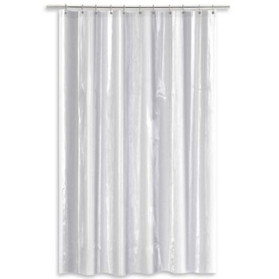 Exceptionnel SALT Heavy Gauge PEVA 70 Inch X 84 Inch Shower Curtain Liner In Clear