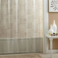 SALT PEVA 72-Inch x 70-Inch Shower Curtain Liner in Clear