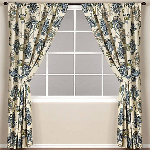 World MarketR Tatiana Lined Rod Pocket Window Curtain Panel