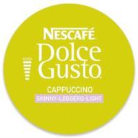 Nescafe® 16-Count Dolce Gusto® Skinny Cappuccino Capsules