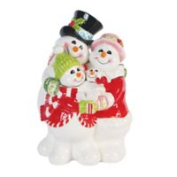 Fitz and Floyd® Flurry Folk Cookie Jar