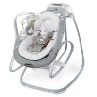 Ingenuity™ Boutique Collection Swing and Rocker™ in Bella Teddy