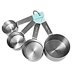 Jamie Oliver Stainless Steel Measuring Cups  (Set of 4)