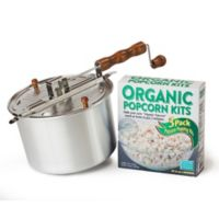 Wabash Valley Farms™ Original Whirley Pop & Organic Popping Kits Combo