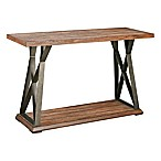 Madison Park Weston X-Base Console Table