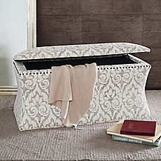 Madison Park Bijou Storage Bench Bed Bath Amp Beyond