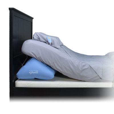 contour mattress genie adjustable full bed wedge