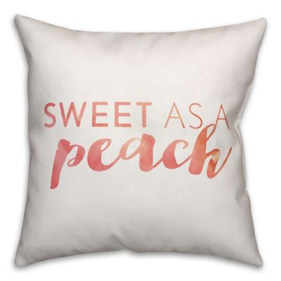 Buy Peach Throw Pillows from Bed Bath & Beyond