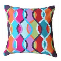 Amity Home Natalie Square Throw Pillow