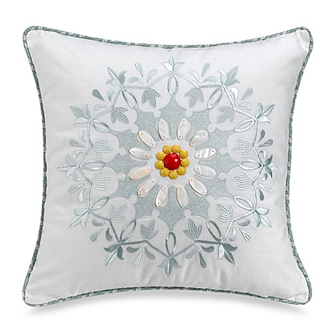 Jeep Throw Pillows : Echo Design Jaipur 18-Inch Square Throw Pillow - Bed Bath & Beyond