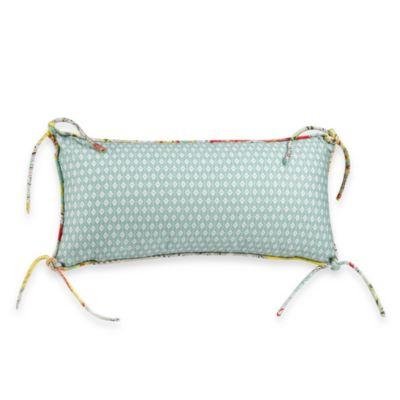 Echo Design Throw Pillows : Echo Design Jaipur Diamond Oblong Throw Pillow - Bed Bath & Beyond