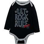 Size 6M Aerosmith  Let Rock Rule  Bodysuit in Black