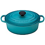 Le Creuset® Signature 2.75 qt. Oval Dutch Oven in Caribbean
