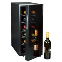 Koolatron™ 12-Bottle Urban Series Slim Countertop Wine Cellar