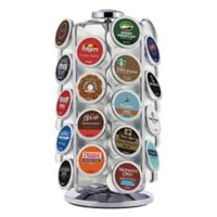 Keurig® 36 K-Cup® Pod Carousel in Silver