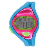 Asics® AR05 Fun Running Watch in Teal/Pink