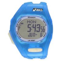 Asics® AR08 Night Run Running Watch in Blue