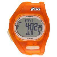 Asics® AR08 Night Run Running Watch in Orange