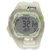 Asics® AR08 Night Run Running Watch in Clear