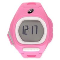 Asics® AR10 Ultra Thin Running Watch in Pink