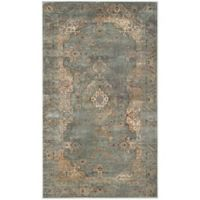 Safavieh Vintage Cassandra 3-Foot 3-Inch x 5-Foot 7-Inch Area Rug in Grey/Multi