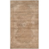 Safavieh Vintage Cassandra 3-Foot 3-Inch x 5-Foot 7-Inch Area Rug in Mouse