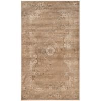 Safavieh Vintage Cassandra 4-Foot x 5-Foot 7-Inch Area Rug in Mouse