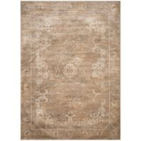 Safavieh Vintage Cassandra 6-Foot 7-Inch x 9-Foot 2-Inch Area Rug in Mouse