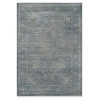 Safavieh Vintage Eloquence 5-Foot 3-Inch x 7-Foot 6-Inch Area Rug in Blue/Grey