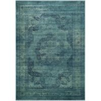 Safavieh Vintage Eloquence 6-Foot 7-Inch x 9-Foot 2-Inch Area Rug in Blue
