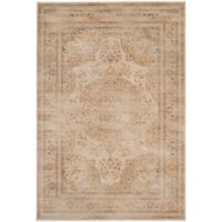 Safavieh Vintage Eloquence 6-Foot 7-Inch x 9-Foot 2-Inch Area Rug in Cream