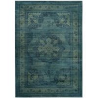 Safavieh Vintage Eloquence 8-Foot 10-Inch x 12-Foot 2-Inch Area Rug in Blue