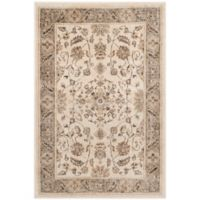 Safavieh Vintage Charlotte 2-Foot x 3-Foot Accent Rug in Stone/Mouse