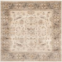 Safavieh Vintage Charlotte 6-Foot Square Area Rug in Stone/Mouse