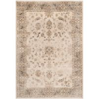 Safavieh Vintage Charlotte 6-Foot 7-Inch x 9-Foot 2-Inch Area Rug in Stone/Mouse