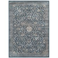 Safavieh Vintage Rebecca 4-Foot x 5-Foot 7-Inch Area Rug in Blue/Light Grey