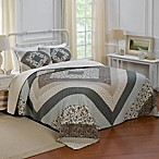 Nostalgia Home™ Patrice King Bedspread in Brown