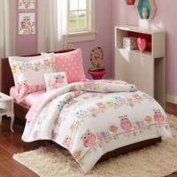 Mi Zone Kids Wise Wendy 8-Piece Queen Comforter Set in Pink