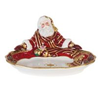 Fitz and Floyd® Renaissance Holiday Santa Server