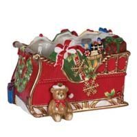 Fitz and Floyd® Reagan White House Christmas Sleigh Serving Bowl