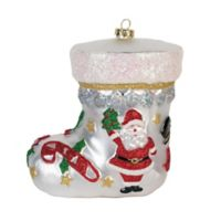 Fitz and Floyd® Kennedy White House Christmas Stocking Ornament