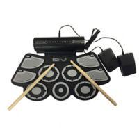 Mukikim Roll Up Studio Drum Kit