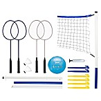 Franklin® Sports Recreational Badminton and Volleyball Set