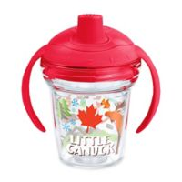 Tervis® My First Tervis™ Little Canuck 6 oz. Sippy Design Cup with Lid