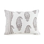Vera Bradley® Nadya Standard Pillow Sham in Grey