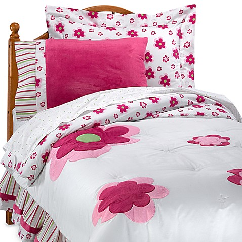 Kathy Ireland Home® Forever Blossoms Bedding Set by Thank You Baby ...